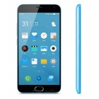 MEIZU M2 Note Android 5.1 MTK6753 Octa-Core 4G LTE Phone w/ 5.5″ FHD, 2GB RAM,16GB ROM ,13MP – Blue