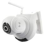 ANNKE Wireless 1.0MP 720P HD Wi-Fi IP Camera - White (PAL / US Plugs)