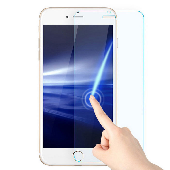 ASLING Full Cover 0.26mm Tempered Glass Film for IPHONE6 - Transparent