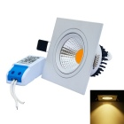 JIAWEN 4W Anti-Glare COB LED Ceiling Light Warm White 3200K 360lm