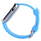 "Atongm W009 1.44"" Screen Bluetooth V3.0 Smart Watch w/ Pedometer- Blue"