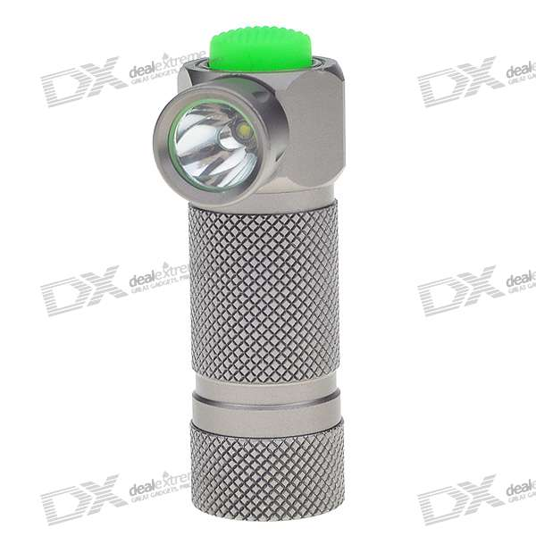 TrustFire Z1 3-Mode 280-Lumen Memory LED Flashlight w/ Cree XP-E-Q5 (1*CR123A/1*16340)