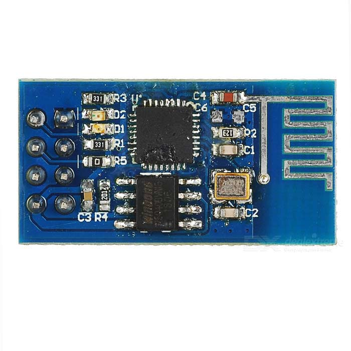 Getting started with the esp8266 and Arduino Market
