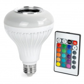 exLED-E27-6W-Dimmable-Bluetooth-30-Colorful-Music-LED-Light-White