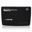 AG-security DP-200C English Voice GSM Security Alarm System - Black