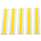 5W COB LED Light Module Warm White 400lm - White + Orange (5PCS)