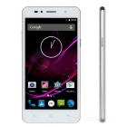 SISWOO C50 Quad-Core Android 5.1 4G FDD-LTE Mobile Phone w/ 5″ IPS, 1GB RAM, 8GB ROM, Wi-Fi – White