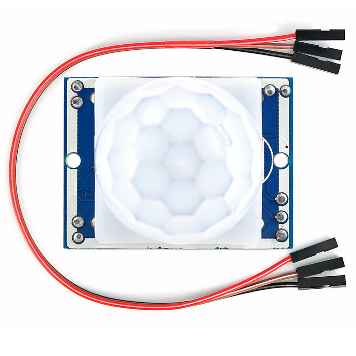 Buy Pyroelectric Infrared PIR Motion Sensor Detector Module for Arduino with Litecoins with Free Shipping on Gipsybee.com