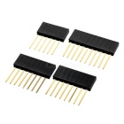 6P / 8P / 10P 2.54mm Pitch 11mm Female Pin Header for Arduino UNO R3