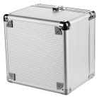 "Maiwo KB351 10-Slot Storage Box for 3.5"" IDE / SATA Hard Disk - Silver"