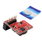 I2C RTC DS1307 RTC Real Time Clock Module for Raspberry Pi - Red