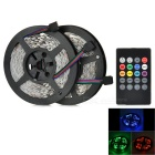 JRLED 60W LED strip RGB 300-SMD 5050 w / Controller (EU Plug)