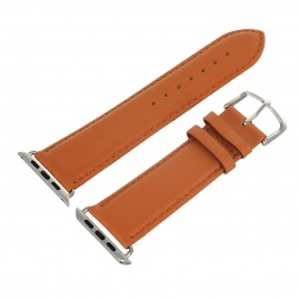 Leather-Watchband-w-Attachment-for-APPLE-WATCH-42mm