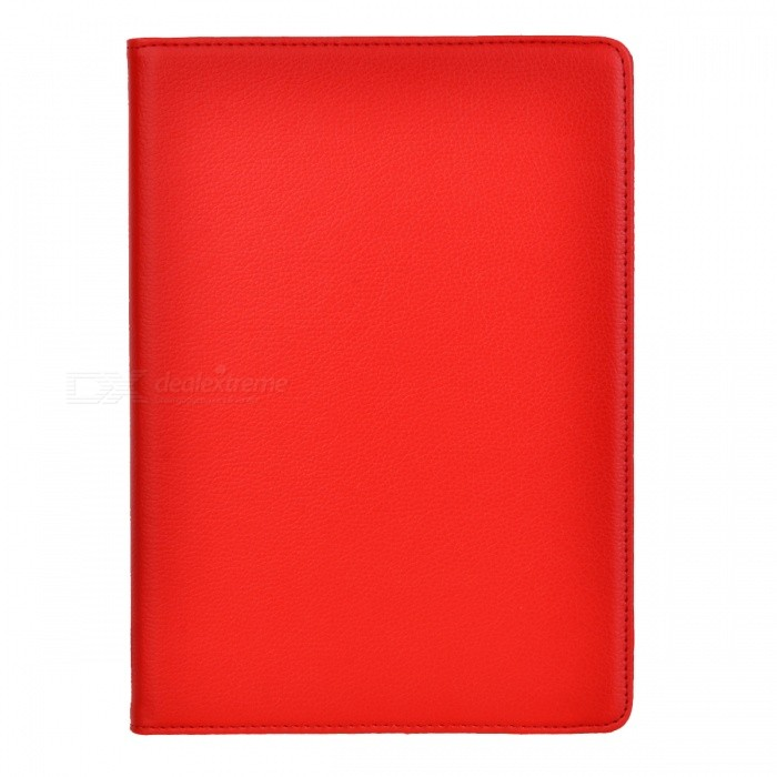 360 Rotating PU Case w/ Stand / Auto Sleep for IPAD AIR 2 - RedIpad Cases<br>Form ColorRedModelIPAD AIR 2Quantity1 DX.PCM.Model.AttributeModel.UnitMaterialOthers,PU leather + ABSShade Of ColorRedCompatible ModelsIPAD AIR 2DesignSolid Color,With Stand,Special Shaped,Lichee PatternTypeCases with Stand,Full Body Cases,Others,360 degree rotary caseAuto Wake-up / SleepYesPacking List1 x Case<br>
