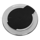 Q6 QI Wireless Charger for Samsung S6 Edge, IWATCH + More - Black