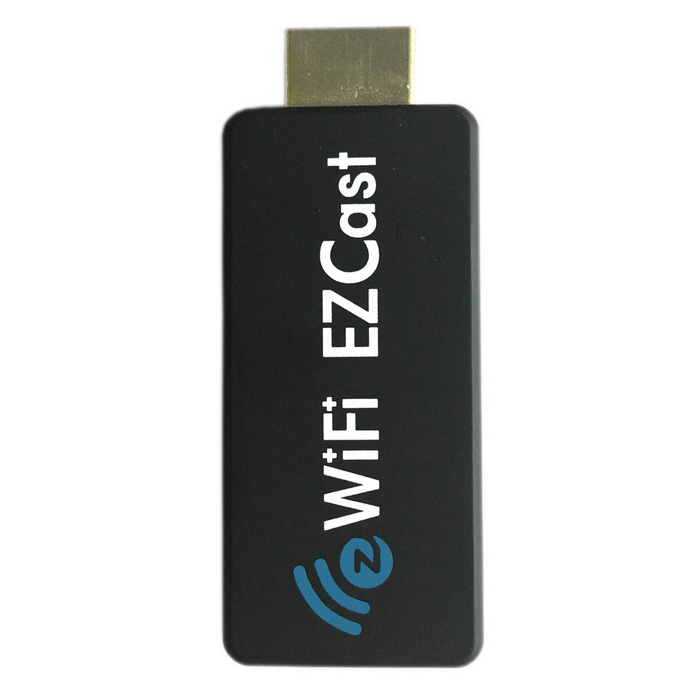 EZCast C1 2.4GHz Wireless Linux HDMI Wi-Fi Display Dongle Support AIRPLAY / DLNA / MIRACAST - Black