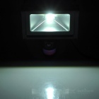 Wi-Fi Projection Lamp + PIR DVR for Android / iOS - Black