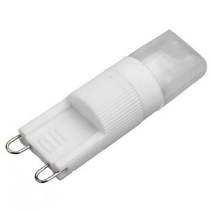 Dimmable G9 3W COB 270lm Warm White Light LED Corn Bulb (AC 220-240V)