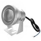 5.5W 450lm Warm White LED Lamp for Swimming Pool / Fish Tank - Silver
