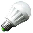 JIAWEN E27 3W 300lm 3200K 10-SMD LED Warm White Light Bulb (AC 220V)