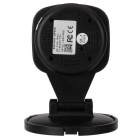 "ESCAM Diamond QF506 1/4"" CMOS 1MP 720P P2P IP Camera - Black (EU Plug)"