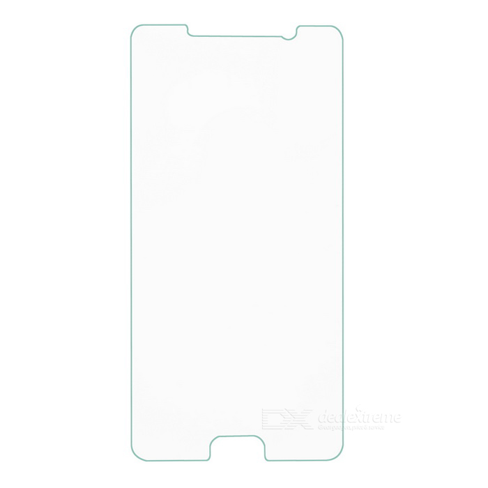Tempered Glass Screen Film for Samsung Galaxy Note 5 - Transparent