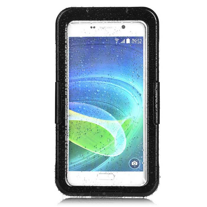 half off 7a0af 2cb83 Touch-Screen IP68 Waterproof Case for Samsung Galaxy Note 5 - Black