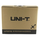 "UNI-T UT276A Clamp Type Earth Ground Tester w/ 2.16"" 4-Digit LCD"