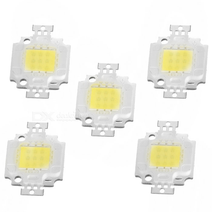 15.3W 9-LED Modules for Abyssal Fish / Coral / Seagrasses Light (5PCS)