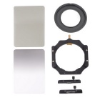 EOSCN 150*100mm Gradient / Full Color ND2 Filters,Holder for 62mm Lens