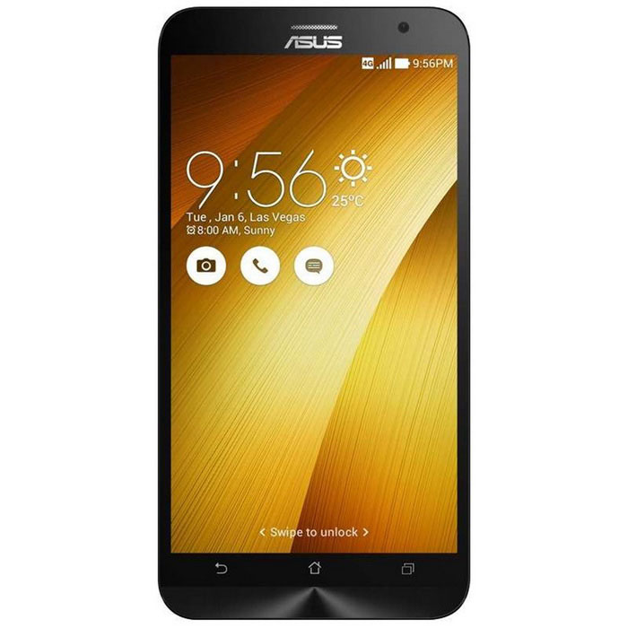 Buy Asus ZenFone 2 ZE551ML Phone Gold with Litecoins with Free Shipping on Gipsybee.com