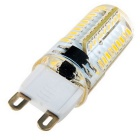 G9 5W 72-SMD 450lm 3000K Warm White Corn LED Bulb Lights (220~240V)