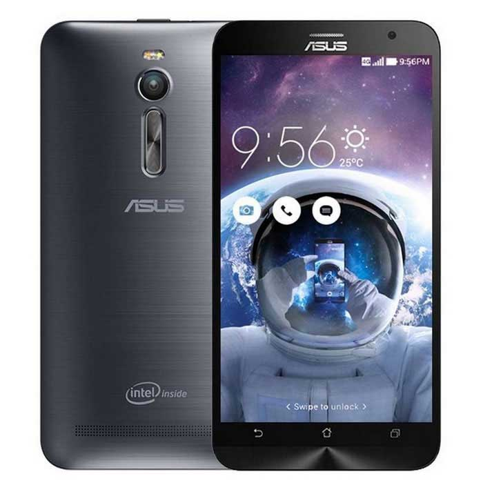 ASUS ZenFone 2 ZE551ML Android5.0 4G Phone w/ 4GB RAM, 16GB ROM - GreyAndroid Phones<br>BrandASUSModelZE551MLQuantity1 pieceMaterialPlasticShade Of ColorSilverTypeBrand NewPower AdapterUS PlugNetwork Type2G,3G,4GBand Details2G: GSM 850/900/1800/1900MHz; 3G: WCDMA 850/900/1900/2100MHz; 4G: FDD-LTE B1/B3       TDD-LTE B38/9/40/41Data TransferGPRS,HSDPA,EDGE,LTE,HSUPANetwork ConversationOne-Party Conversation OnlyWLAN Wi-Fi 802.11 b,g,nSIM Card TypeStandard SIMSIM Card Quantity2Network StandbyDual Network StandbyGPSYesNFCYesInfrared PortNoBluetooth VersionBluetooth V4.0Operating SystemAndroid 5.0CPU ProcessorAtom Z3560, 64 bit, Quad-Core, 1.8GHzCPU Core QuantityQuad-CoreLanguageEnglish, Afrikaans, Bahasa Indonesia, Bahasa Melayu, Catala, Cestina, Dansk, Deutsch, Eesti, Espanol, Filipino, French, Hrvatski, Isizulu, Kiswahili, Italiano, Latviesu, Lietuviu, Magyar, Nederlands, Norsk, Polish,<br>Portuguese, Romana, Rumantsch, Slovencina, Slovenscina, Suomi, Svenska,<br>Vietnamese, Turkish, Greek, Bulgarian, Russian, Serbian, Ukrainian, Urdu, Hebrew, Arabic, Persian, Thai, Khmer, Hindi, Bengali, Japanese, Korean, Simplified / Traditional ChineseGPUPowerVR G6430Available MemoryN/AMemory CardYesMax. Expansion SupportedSupport TF card up to 64GB extendedSize Range5.5 inches &amp; OverTouch Screen TypeOthers,IPS Glass 3Screen Resolution1920*1080Multitouch10Screen Size ( inches)5.5Camera Pixel13.0MPFront Camera Pixels5.0 MPVideo Recording Resolution1080PFlashYesAuto FocusYesTouch FocusYesTalk Time120~150 minutesStandby Time120~180 hourBattery Capacity3000 mAhBattery ModeNon-removablefeaturesWi-Fi,GPS,FM,Bluetooth,NFCSensorG-sensor,Proximity,Compass,Accelerometer,Others,Light sensor, gyroscope sensor, rotation vector sensorWaterproof LevelIPX0 (Not Protected)I/O InterfaceMicro USB,3.5mm,SIM SlotUSBMicro USB v2.0,OTGSoftwarePlay store, Amazon Kindle, Email, Drive, FM, FlashLight, Kids Mode, Mirror, Music, YouTube, Weather, Gmail, Google, Google+, Browser, Camera, Clock, Backup, ASUS helpFormat SupportedAudio formats supported: MIDI/MP3, AAC, etc; Video format supported: 3GP/MP4, etcJAVANoTV TunerNoRadio TunerFMWireless ChargingOthers,NFCReference Websites== Will this mobile phone work with a certain mobile carrier of yours? ==ColorGray (4GB + 16GB)Packing List1 x Cell phone1 x Cable (90cm)1 x Charger (US plug / 100~240V)1 x English user manual<br>