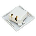 JIAWEN 100W PVC White Shell LED Dimmer - White (AC 200~250V)