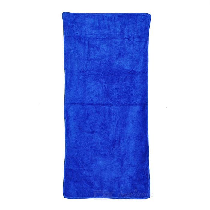 Leaftour Thickened Superfine Fiber Quick-Dry Travelling Towel - BlueForm ColorBlue + Grey + Multi-ColoredModelL-7535Quantity1 DX.PCM.Model.AttributeModel.UnitMaterialPolyesterTypeOthers,travel towerPacking List1 x Towel1 x Storage bag<br>