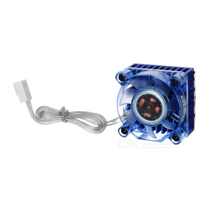 AK-210 5000RPM Chipset Cooler Fan - Blue