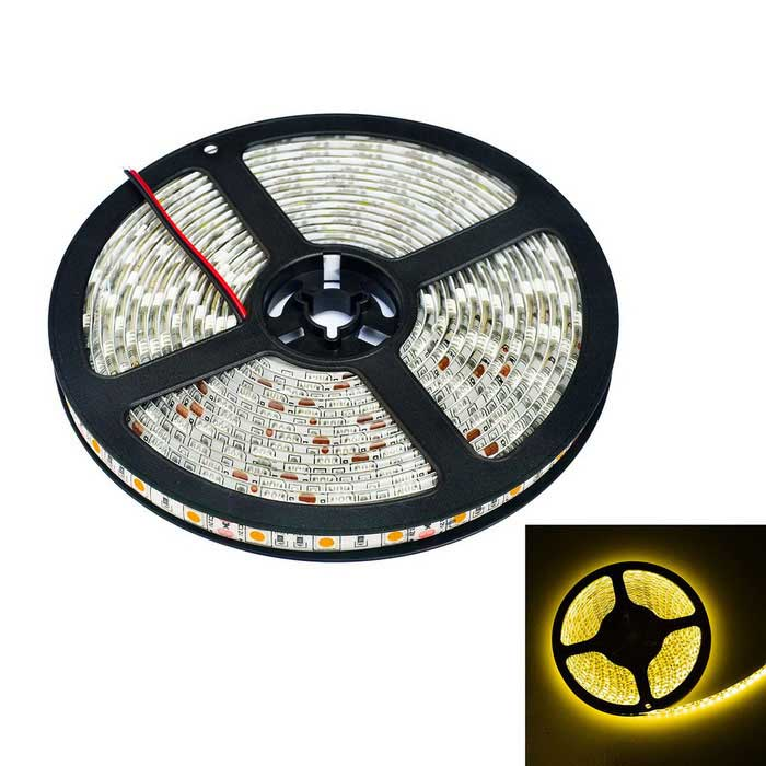 JIAWEN Waterproof 64W Warm White 3200K 5120lm 300-LED Strip Lamp (5M) for sale in Bitcoin, Litecoin, Ethereum, Bitcoin Cash with the best price and Free Shipping on Gipsybee.com