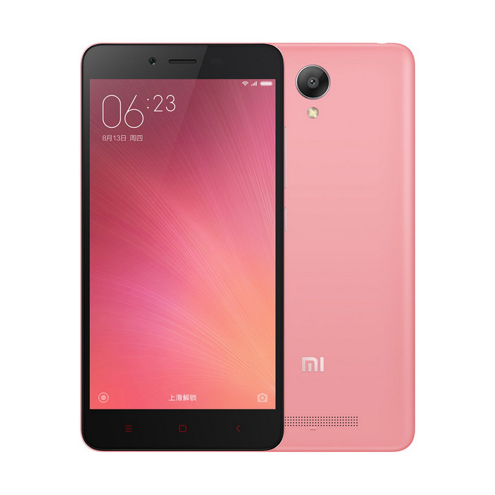 Xiaomi Redmi Note2 Android 5.0 4G Phone w/ 2GB RAM, 16GB ROM - PinkAndroid Phones<br>Form  ColorPinkRAM2GBROM16GBBrandXiaomiModelRedmi Note 2Quantity1 DX.PCM.Model.AttributeModel.UnitMaterialIPS + ABSShade Of ColorPinkTypeBrand NewPower AdapterUS PlugsHousing Case MaterialABSNetwork Type2G,3G,4GBand Details4G: TDD-LTE(B38/B39/B40/B41(2555-2655MHz),FDD-LTE(B1/B3/B7);3G:TD-SCDMA(B34/B39)?WCDMA (B1/B2/B5/B8); 2G: GSM(B2/B3/B8)Data TransferGPRS,HSDPA,EDGE,LTENetwork ConversationOne-Party Conversation OnlyWLAN Wi-Fi 802.11 a,b,g,n,acSIM Card TypeMicro SIM,Nano SIMSIM Card Quantity2Network StandbyDual Network StandbyGPSYesInfrared PortYesBluetooth VersionBluetooth V4.0Operating SystemAndroid 5.0CPU ProcessorMediatek Helio X10 2.0GHzCPU Core QuantityOcta-CoreLanguageSimplified Chinese, Traditional Chinese, German, Indonesian, Malay, English, Spanish, French, Italian, Hungarian, Dutch, Portuguese, Romanian, Vietnamese, Russian, Turkish, Greek, Hebrew, Arabic, Thai, KoreanGPUPowerVR G6200Available MemoryN/AMemory CardMicro SDMax. Expansion Supported32GBSize Range5.5 inches &amp; OverTouch Screen TypeCapacitive ScreenScreen Resolution1920*1080Screen Size ( inches)5.5Camera Pixel13.0MPFront Camera Pixels5.0 DX.PCM.Model.AttributeModel.UnitFlashYesTouch FocusYesTalk Time8~10 DX.PCM.Model.AttributeModel.UnitStandby Time144 DX.PCM.Model.AttributeModel.UnitBattery Capacity3060 DX.PCM.Model.AttributeModel.UnitBattery ModeNon-removablefeaturesWi-Fi,GPS,Bluetooth,OTGSensorG-sensor,Proximity,CompassWaterproof LevelIPX0 (Not Protected)I/O InterfaceMicro USB,3.5mmUSBMicro USB v2.0Format SupportedMP3/WAV/OGG/MID/AMR/MP4/3GP/M4A/RM/RMVB/WMV/JPEG/PNG/GIF/BMP/JAVAYesTV TunerNoReference Websites== Will this mobile phone work with a certain mobile carrier of yours? ==Packing List1 x Cellphone1 x Data cable (115cm)1 x US plug power adapter (100~240V)<br>