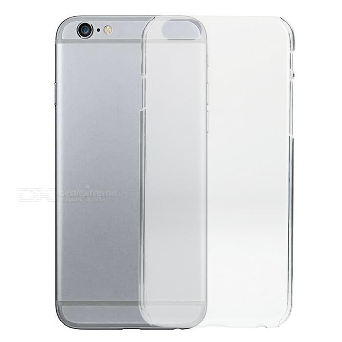 Protective ABS Back Case for IPHONE 6 - Transparent