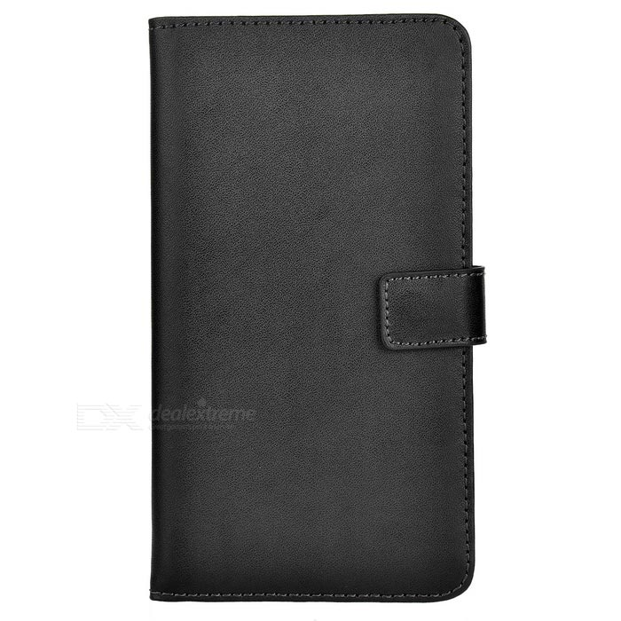 Mini Smile Protective Split Leather Case for Huawei Mate 7 - BlackLeather Cases<br>Form ColorBlackModelN/AMaterialSplit leatherQuantity1 DX.PCM.Model.AttributeModel.UnitShade Of ColorBlackCompatible ModelsHuawei Mate 7Packing List1 x Case<br>