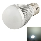 Youoklight E27 5W 300lm 6-SMD LED kaltes weißes Licht dimmable Birnenlampe