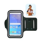 Sports Armband for Samsung S6 / S5 / S4 Galaxy - Black