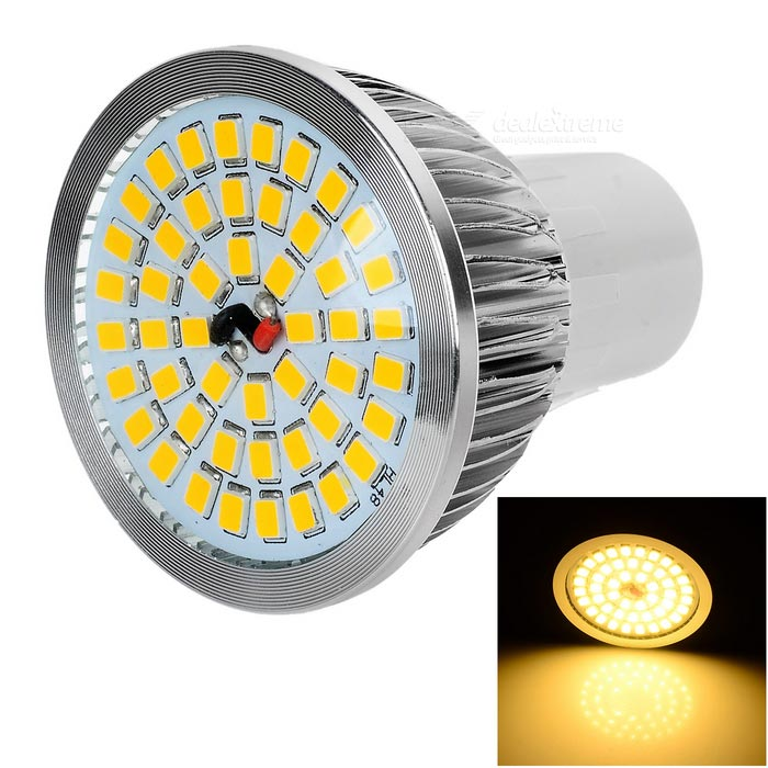 LeXing Dimmable MR16 (G5.3) 7W LED Spotlight 48-SMD