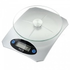 "QE-5 1.9"" LCD Home Kitchen Food Weighing Digital Scale (5kg / 1g)"