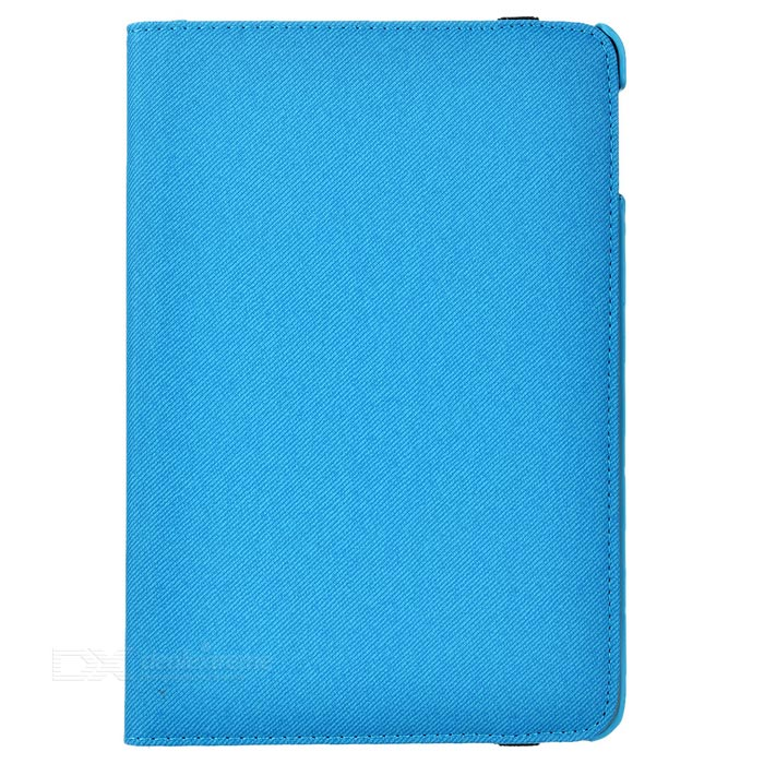 Cwxuan Rotatable Protective PU Case for IPAD MINI 4