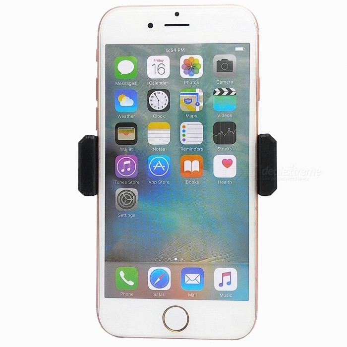 Universal Car Air Vent / Mount Holder for IPHONE 6S / 6 & More - Black