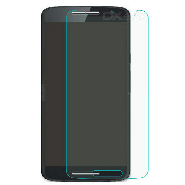 9H Tempered Glass Screen Protector Guard for Motorola Moto X Play / XT1561 - Transparent