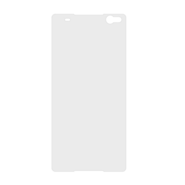 Mr.northjoe 0.3mm 2.5D 9H Tempered Glass Screen Guard Protector for Sony Xperia C5 Ultra