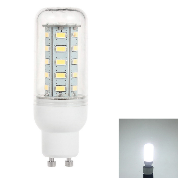 GU10 3.5W LED Corn Lamp Cold White Light 6500K 350lm 36-SMD 5730