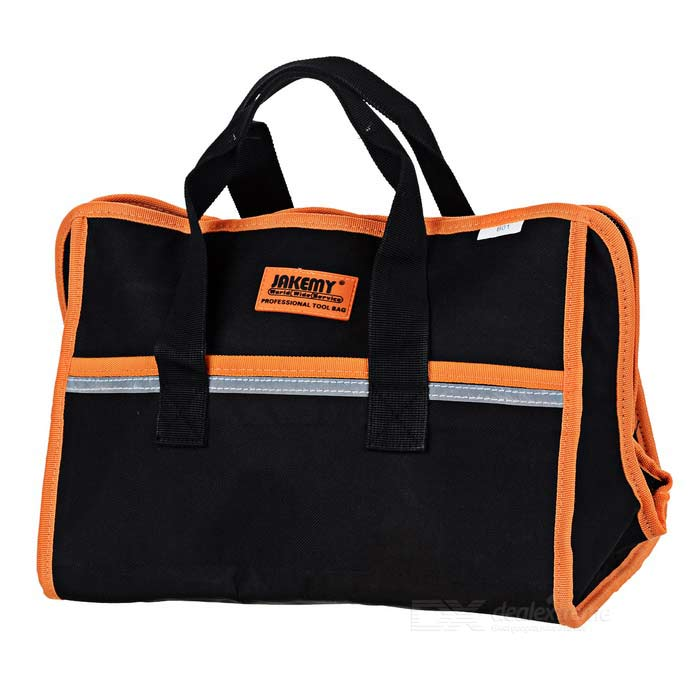 JAKEMY-JM-B01-Big-600D-Oxford-Fabric-Tool-Storage-Bag-Black-2b-Orange